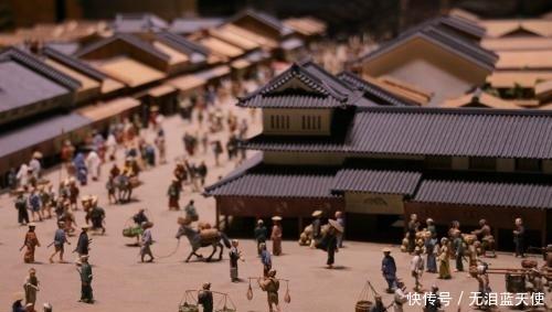 日本江户时代,令人厌恶的排泄物,却是房东重要的收入来源