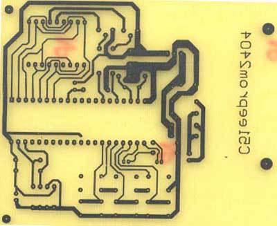 腐蚀印刷电路板