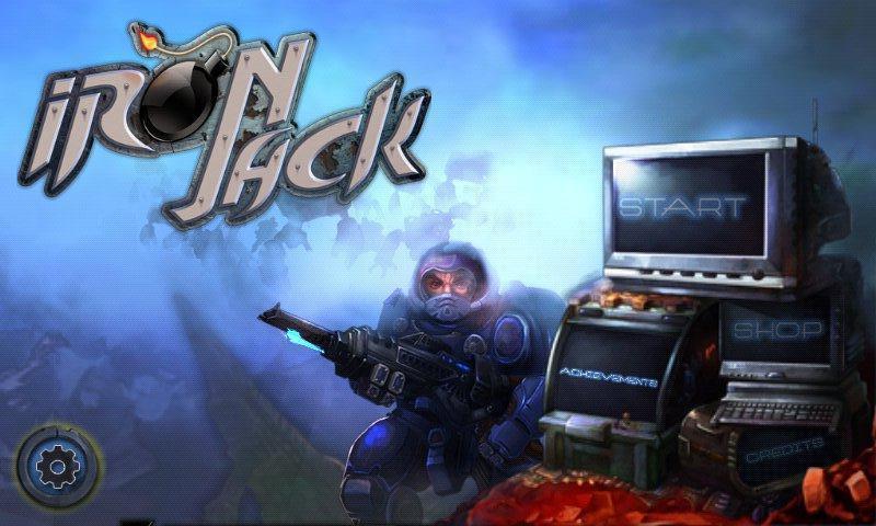 钢铁杰克HD截图1
