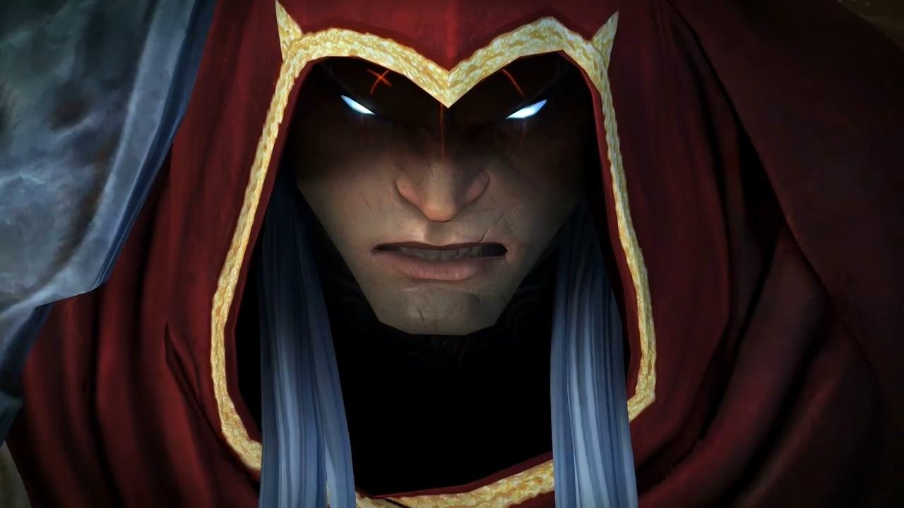 THQ公布《暗黑血统:战神版》预告
