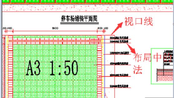 CAD把弧度中的布局标注到模型cad图形弧导入长的怎么图片