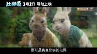 比得兔大电影国语版2018