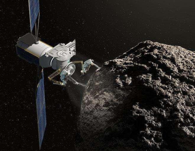 美媒关注中国小行星采矿计划:价值或高达数万亿 - 一统江山 - 一统江山的博客
