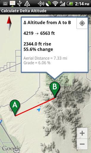 三角洲海拔测量工具