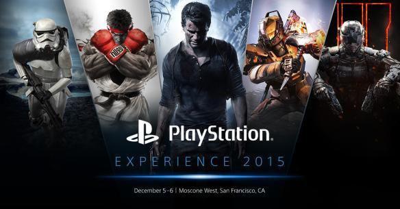 索尼PlayStation Experience 2016确认12月召开