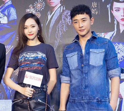 唐嫣参加节目,却被发现脖子上有吻痕,网友:罗晋