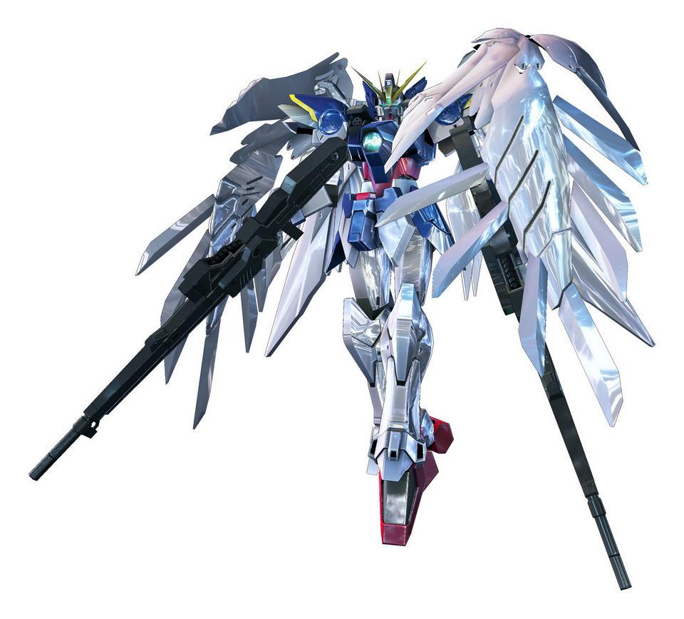 XXXG-00W0飞翼零式高达EW