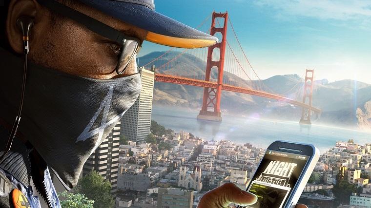 《看门狗2》宣传图