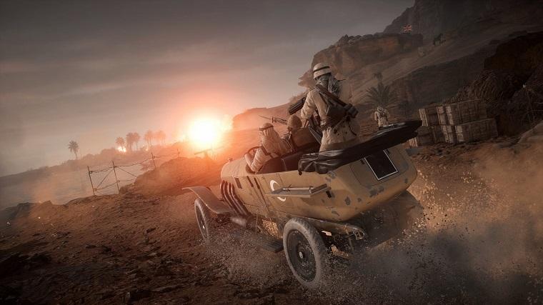 《战地1》唯美游戏截图