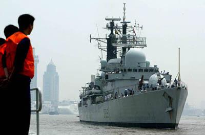 英国皇家海军舰队