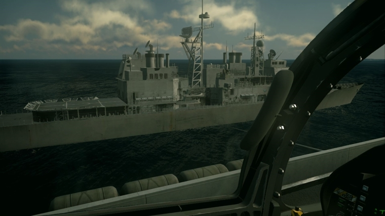 《皇牌空战7》游戏画面