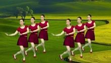 网红广场舞《永远把你放心底》动感32步