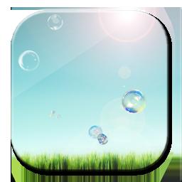 Galaxy S4气泡动态壁…