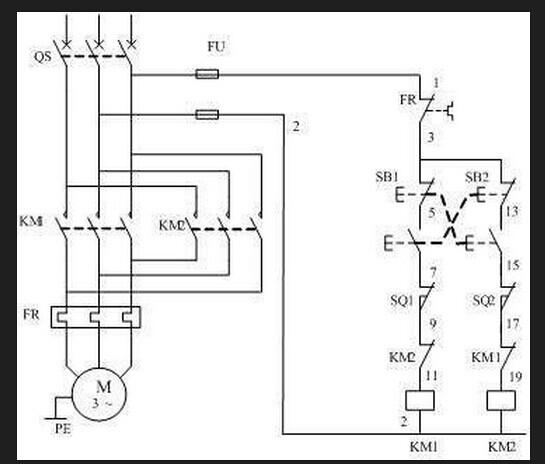 如何用电路plc控制气缸的伸缩