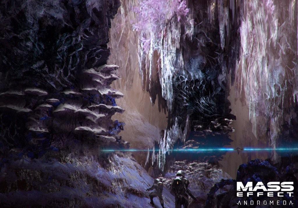 《质量效应:仙女座》曝光游戏截图