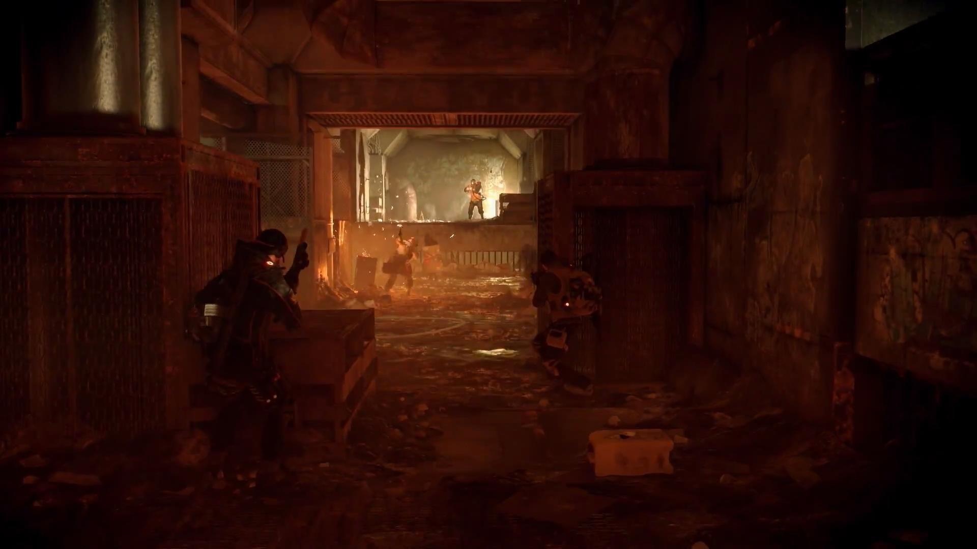 《全境封锁》地下世界DLC上线