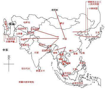 中国的有几个邻国