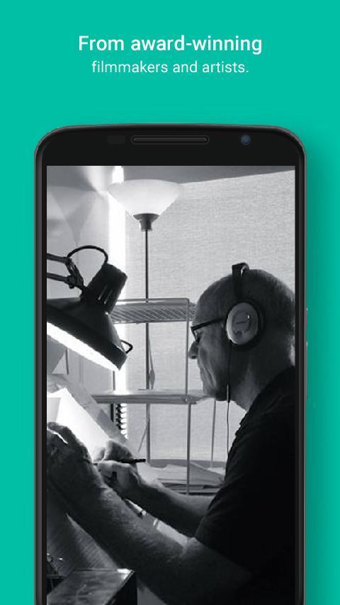 Google Spotlight Stories截图3