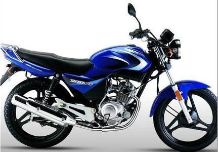 天剑ybr125是重庆建设雅马哈摩托车公司的一款摩托车.
