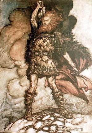 北欧神话图片