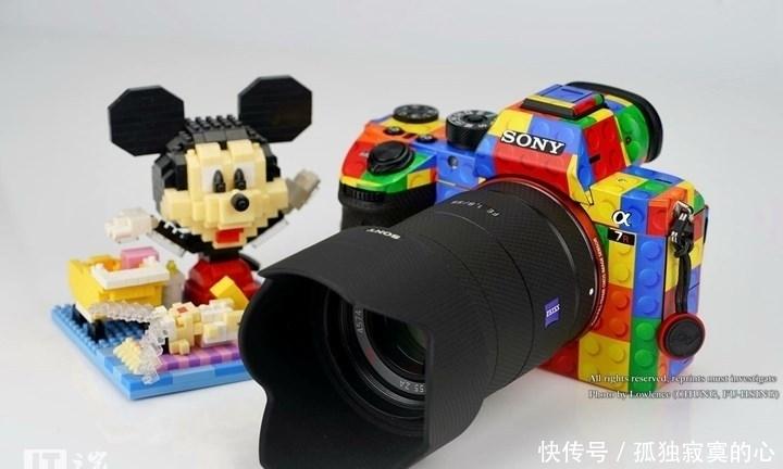 台湾公司推出A7R_Ⅲ相机乐高贴纸