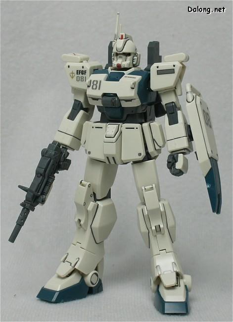 h155RX-79【G】Ez-8Ez8高达