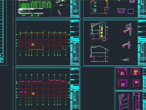 AutoCAD2012显示显示图纸只打开线条图纸填充案不图建筑图片