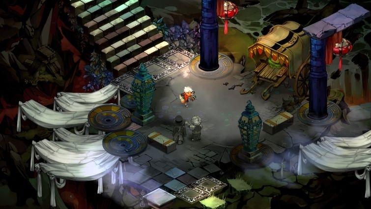 Xbox One版本《堡垒》游戏画面