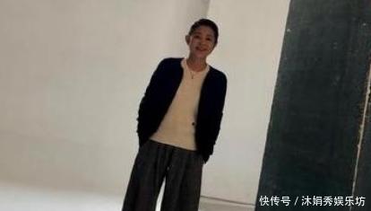 59岁倪萍网友减掉20斤,大方分享v网友攻略,半年鲅鱼圈到千山一日游秘籍图片