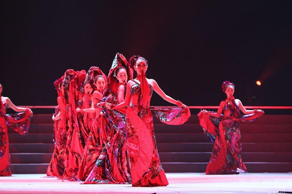 中国东方演艺集团东方歌舞团