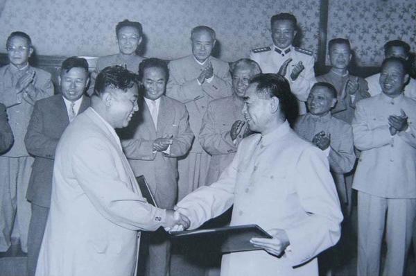 """如果朝鲜被进攻:中国还会再来一次""""抗美援朝""""吗? - 一统江山 - 一统江山的博客"""