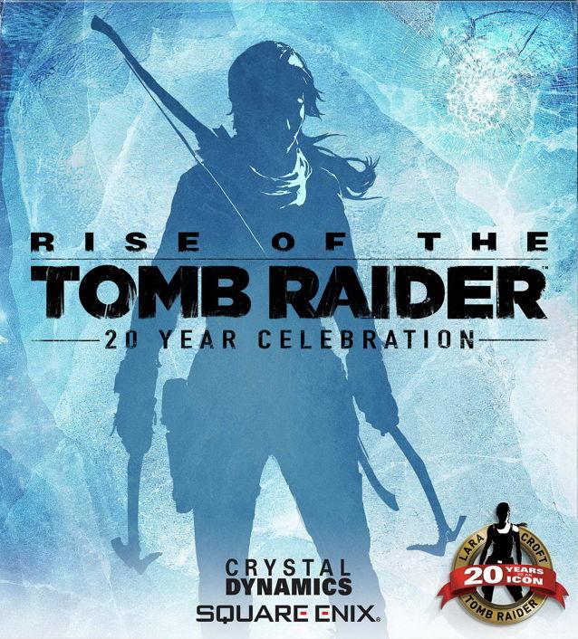 PS4《古墓崛起》中文版10月发售