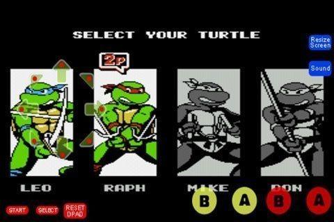 忍者神龟截图2