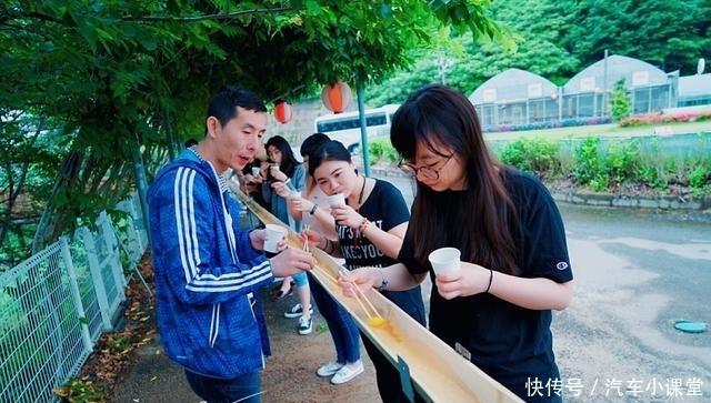 江宁最脏水面流美食,日本美食v水面后吐槽:这游客谷里有中国哪里图片