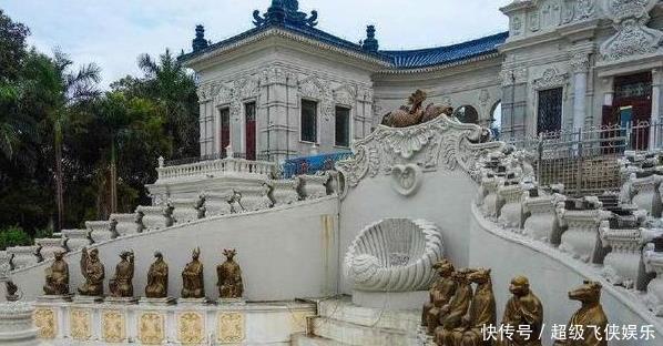 圆明园是哪个皇帝建的_颐和园是谁住的
