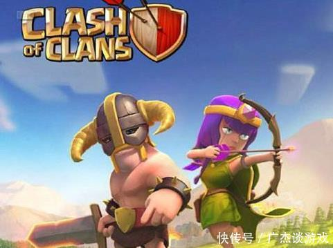 《部落冲突》为啥老玩家部落战三星率那么高?一个小技巧!