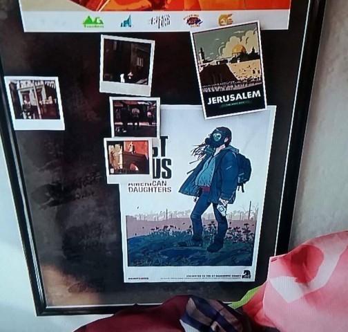 《美国末日2》海报疑似曝光