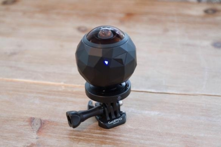 全景摄像机360Fly评测 三防强大适合一般消费者