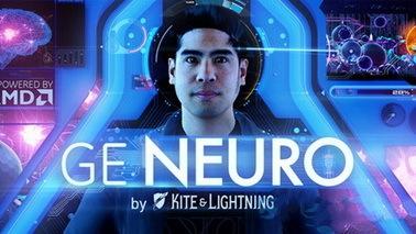 VR新游《GE Neuro》将登陆Steam平台 KL工作室联合制作