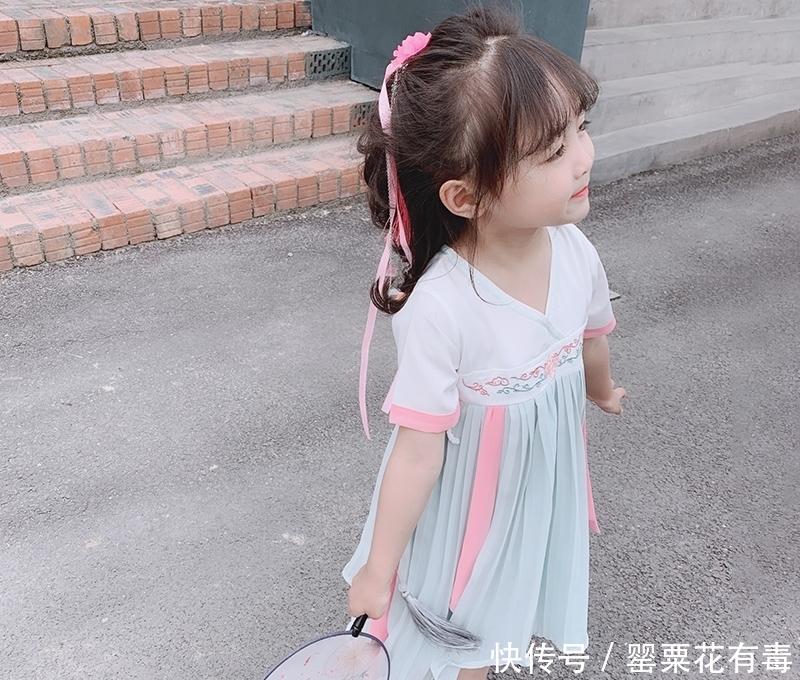 精美好看的汉服,给宝宝们塑造不一样的形象