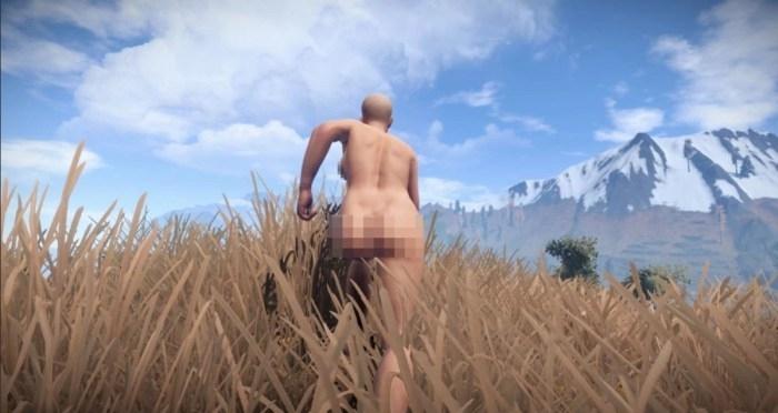《腐蚀》游戏画面