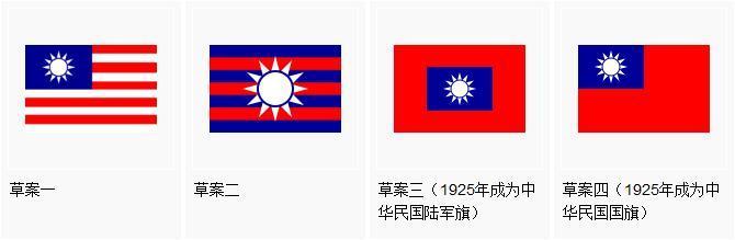 中国国旗史_360百科