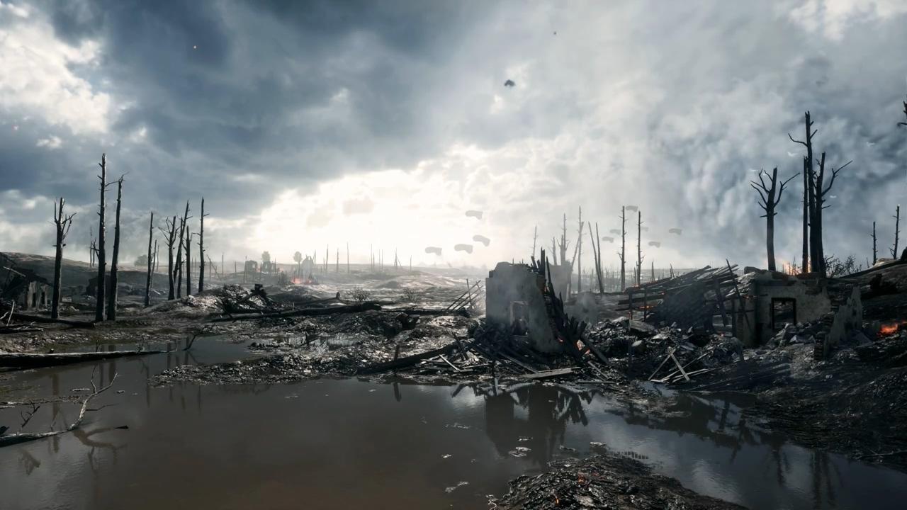 《战地1》动态天气系统演示