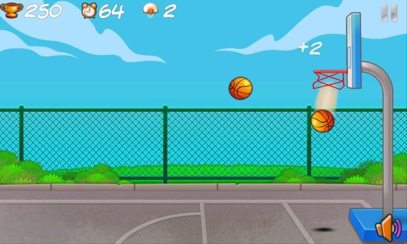 休闲篮球截图4