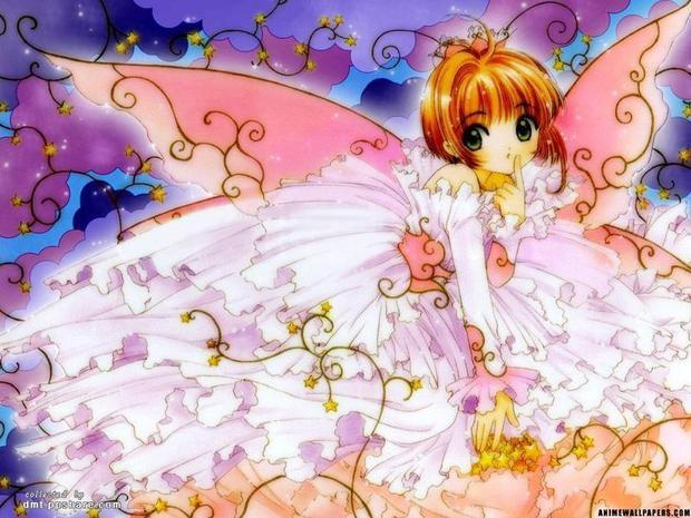下面这幅画是哪个日本动画片里的人物