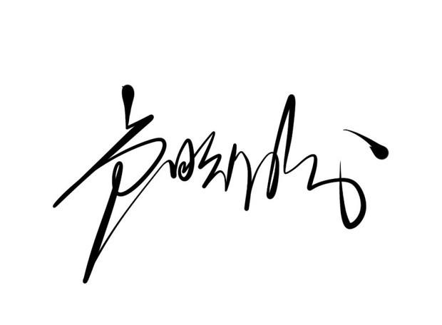 帮我设计一个签名 卢盼盼