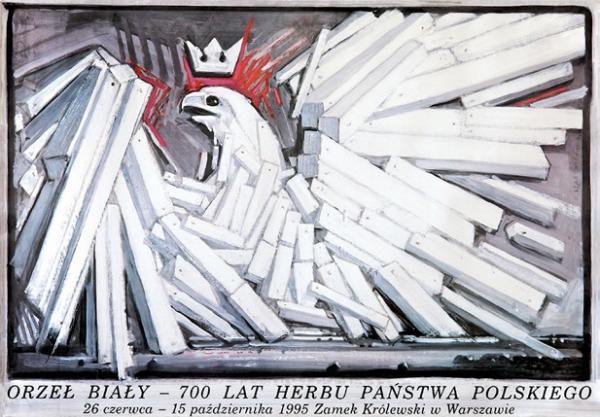 """复旦博物馆""""波兰招贴艺术展"""":超现实,波普主义都可看到"""