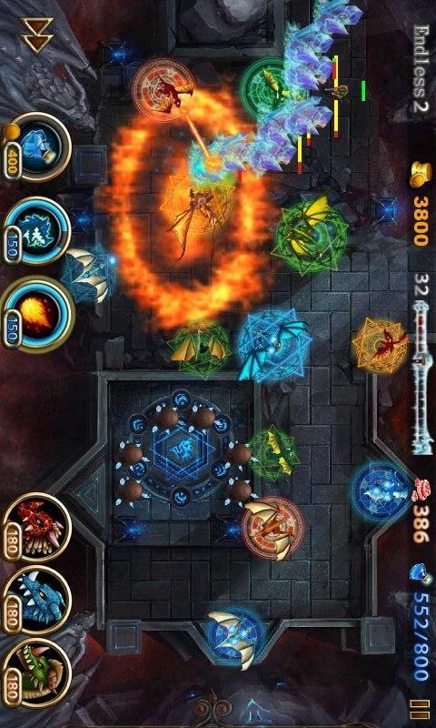 龙域守卫神殿截图3