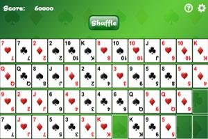 纸牌接龙,纸牌接龙小游戏,360小游戏-360游戏