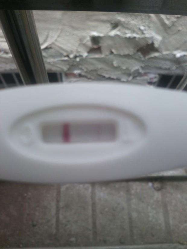 月经前3天验孕棒一深一浅是怀孕吗